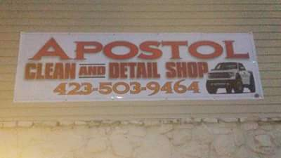 Apostol Clean & Detail Shop