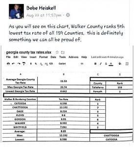 Bebe Facebook Tax Rate Brag