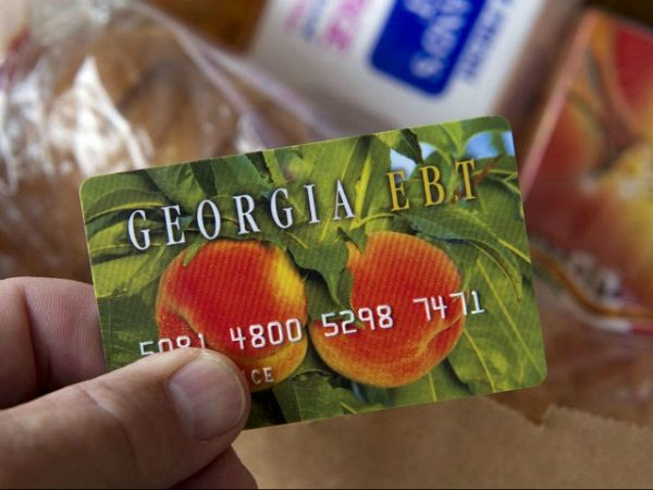 Georgia EBT / Food Benefit Card