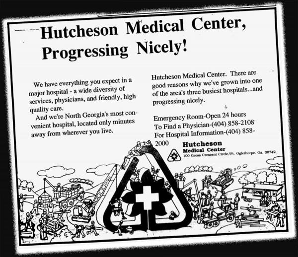 Hutcheson 1990 Ad