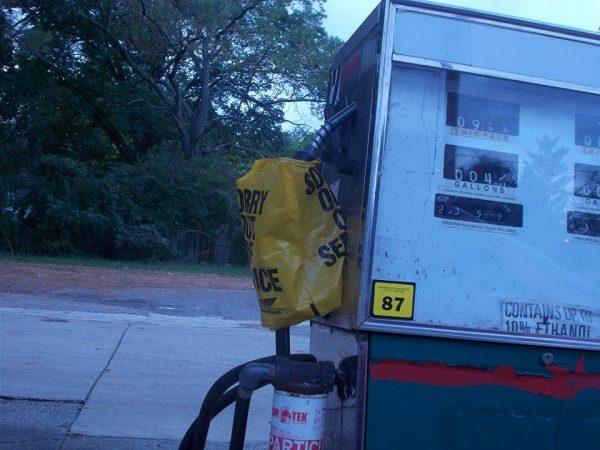 West LaFayette Pit Stop - No Gas