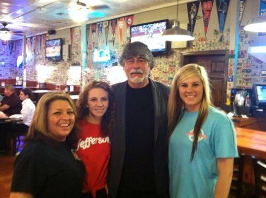 Randy Owen at Jeffersons in Summerville