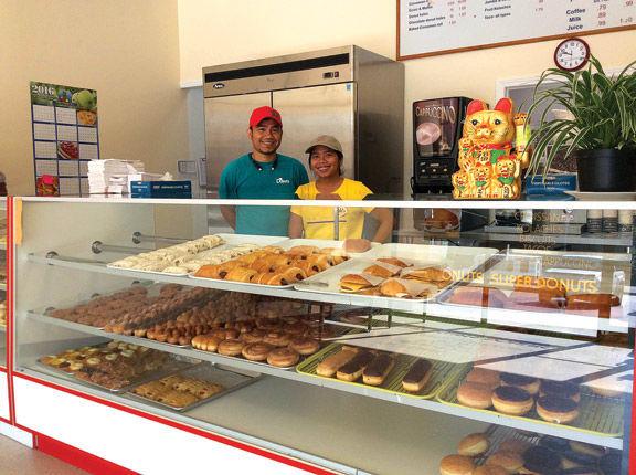 Super Donut LaFayette / Walker County Messenger Josh OBryant
