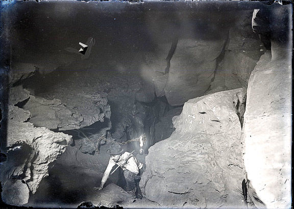 Picnooga Saved Walker County Cave Photo